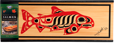 Canada West Coast Select Salmon Gift